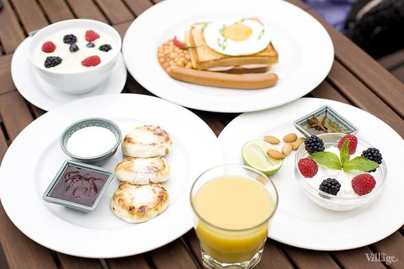 Изображение 33. 6 поздних завтраков в Москве.. Изображение № 6.