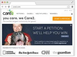 Подать голос: Какработают  онлайн-петиции. Изображение № 8.