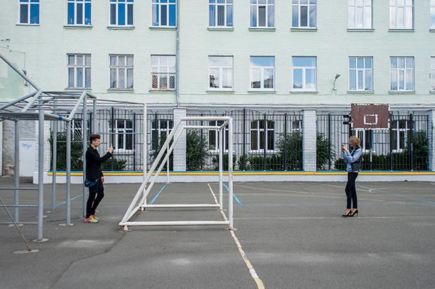 Вторая Poloвинка: Антон и Ксения Шнайдер. Изображение № 5.