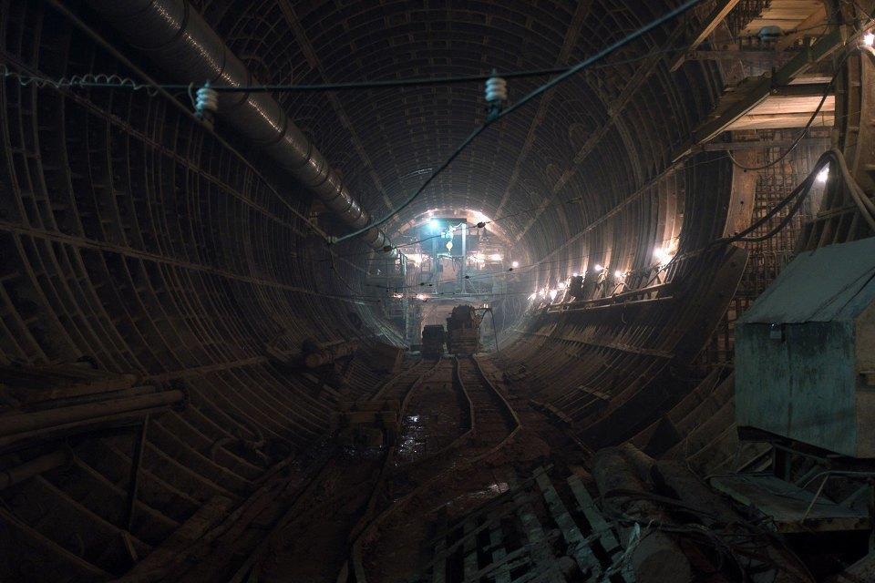 Как строят метро глубокого заложения. Изображение № 20.