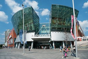 Торговые центры Москвы: «Метрополис». Изображение № 22.