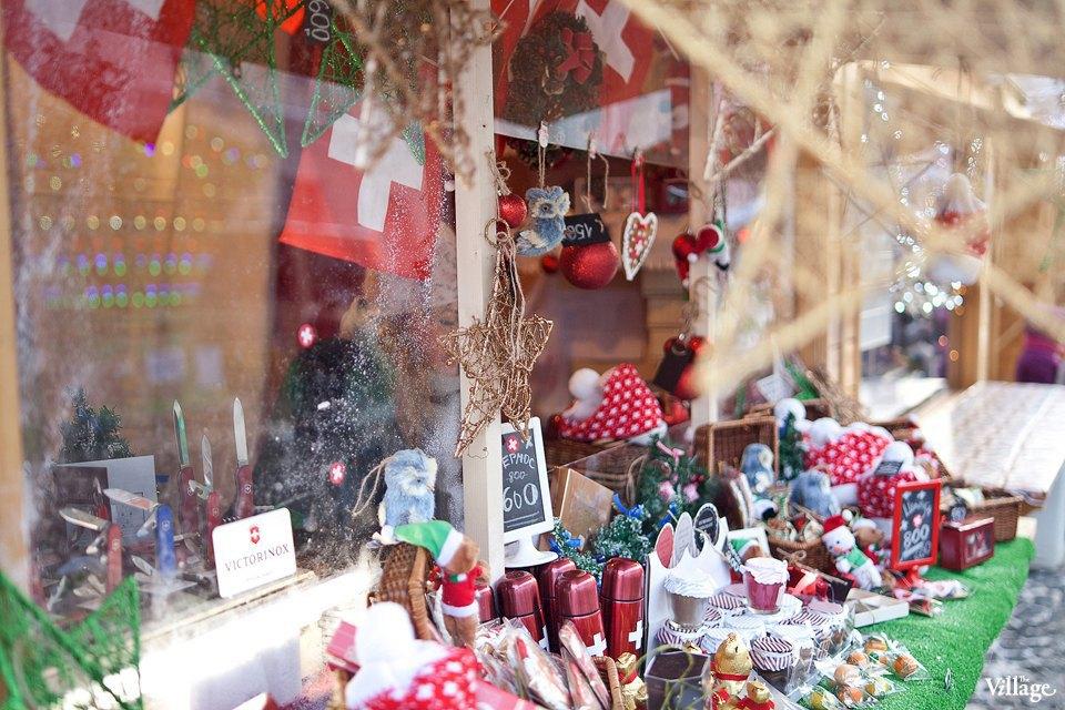 Люди в городе: Продавцы рождественской ярмарки на Островского. Изображение № 19.