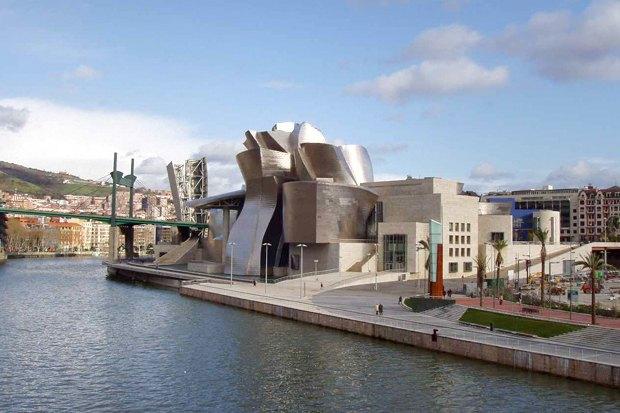 Музей Гугенхайма в Бильбао. Изображение № 12.