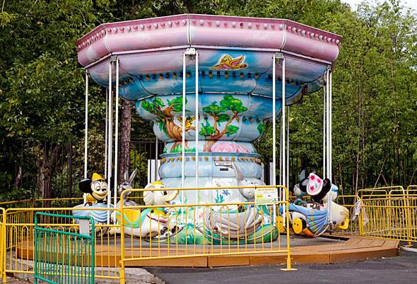 Карусель-карусель: 6 московских парков аттракционов. Изображение № 82.