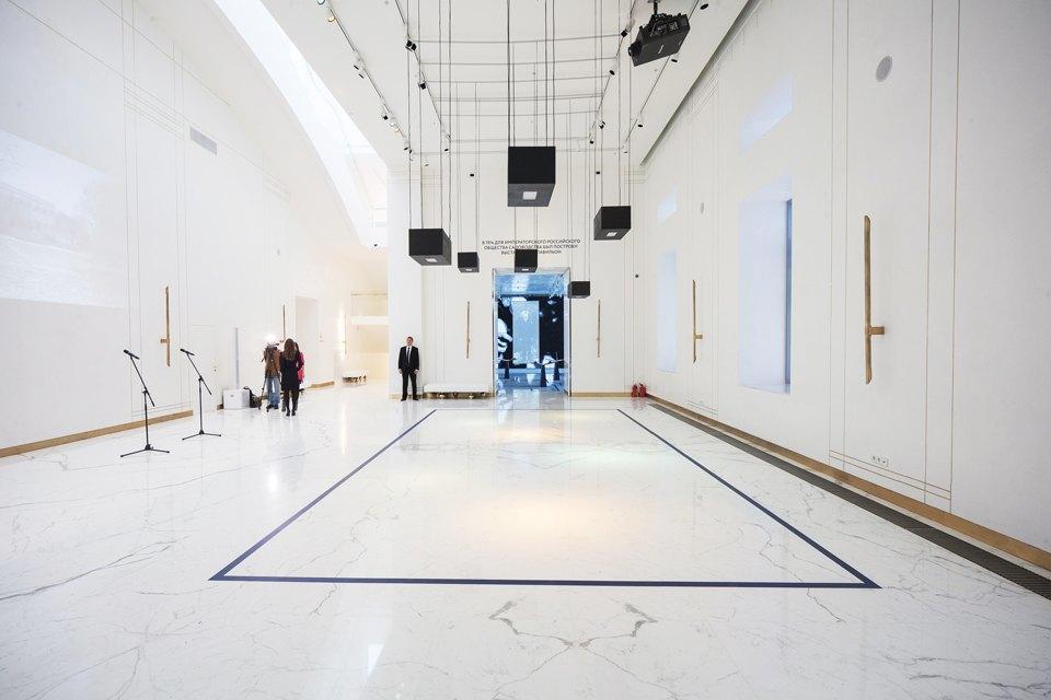 Как друг Путина делал кабаре, аполучился культурный центр. Изображение № 10.