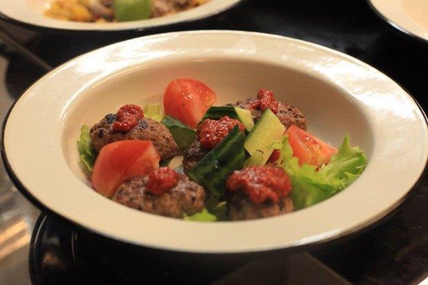 НаСтремянной открылось кафе Beirut свосточной кухней. Изображение № 10.