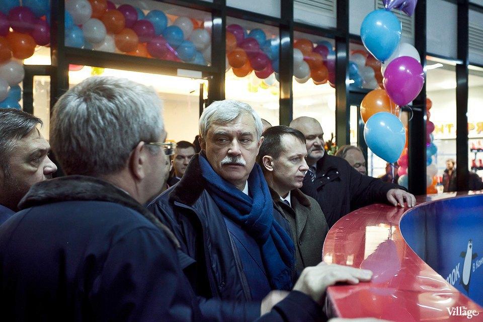 Фоторепортаж: Станции метро «Международная» и«Бухарестская» изнутри. Изображение № 14.
