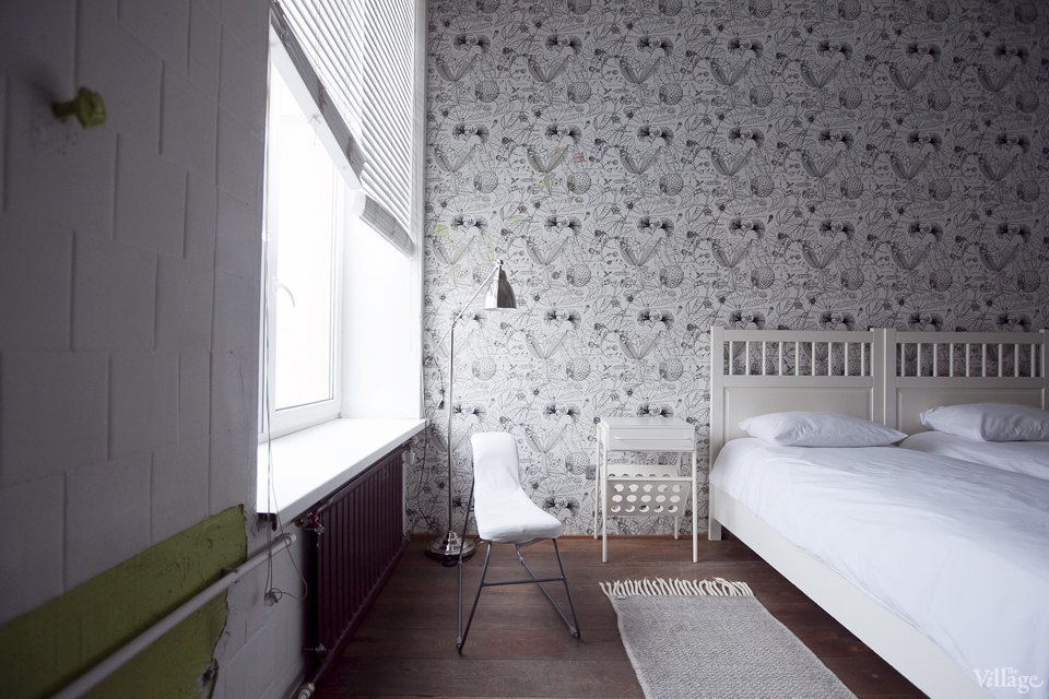 Интерьер недели (Петербург): Location Hostel. Изображение № 18.