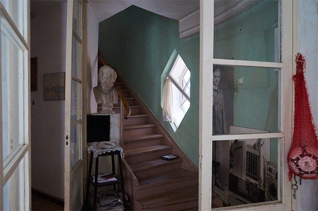 Что происходит сдомом Мельникова. Изображение № 7.