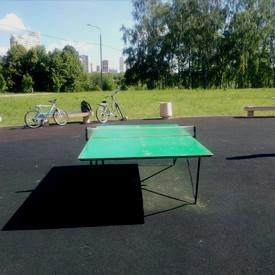 Стол накрыт: Где играть в пинг-понг на открытом воздухе. Изображение № 25.