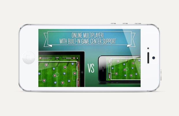 Приложения для реальных ипотенциальных фанатов футбола . Изображение № 5.