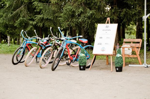 В Павловском парке открылся велопрокат. Изображение № 3.