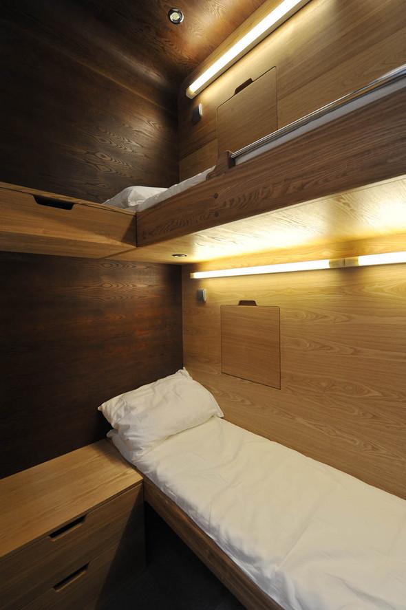 В Шереметьеве установят «коробки для сна». Изображение № 7.
