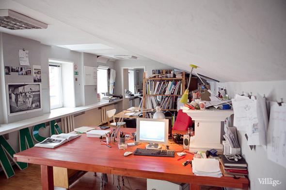 Офис недели (Петербург): Архитектурная студия MS-A. Изображение № 3.