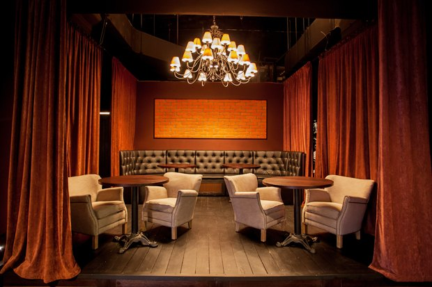 На месте бара «Заря» открылся Joys Bar. Изображение № 1.