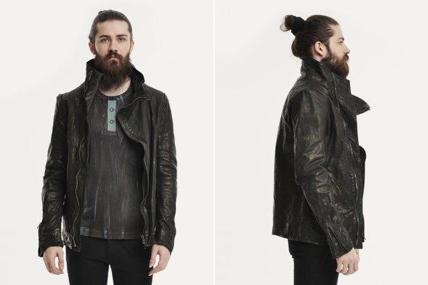Где купить мужскую кожаную куртку: 9вариантов от7до70тысяч рублей. Изображение № 10.