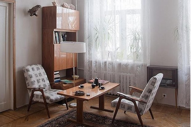 7 причин полюбить советскую мебель. Изображение № 4.