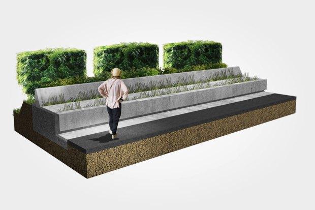 Как будет выглядеть обновлённый парк наРуставели. Изображение № 7.