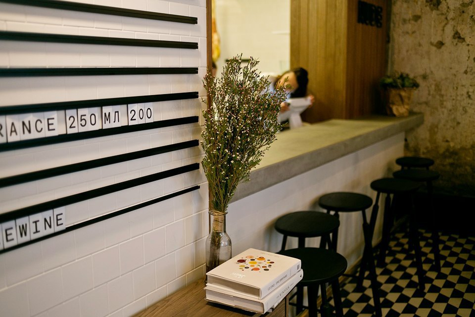 Nude. Coffee & Wine Bar. Изображение № 10.