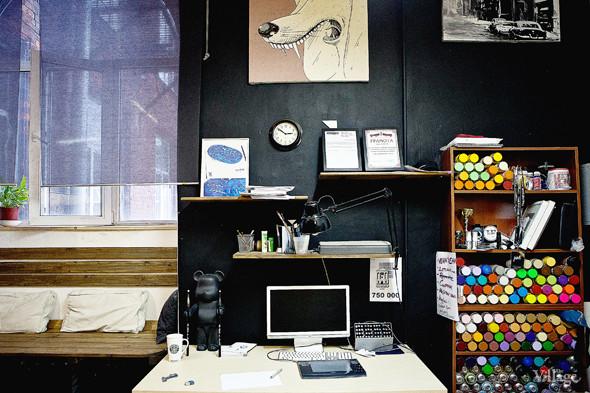 Офис недели (Петербург): PaintPoint. Изображение № 7.