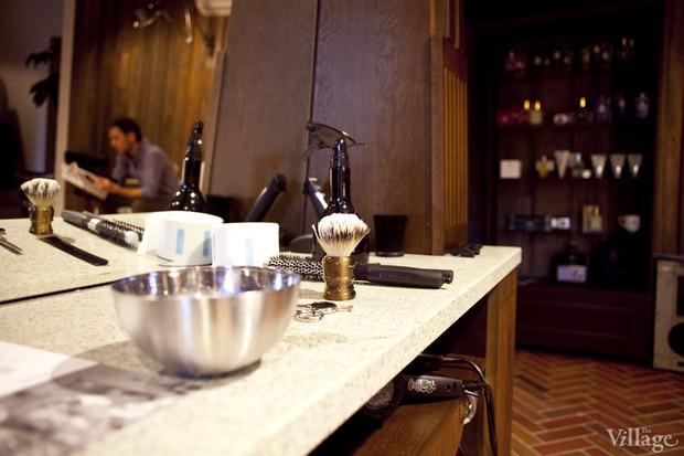 Новое место: Mr. Right Barbershop. Изображение № 5.
