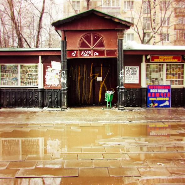 В зоне риска: Трамвайная остановка «Красностуденческий проезд». Изображение № 1.