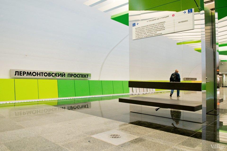 Фото дня: Новые станции метро «Лермонтовский проспект» и «Жулебино». Изображение № 25.