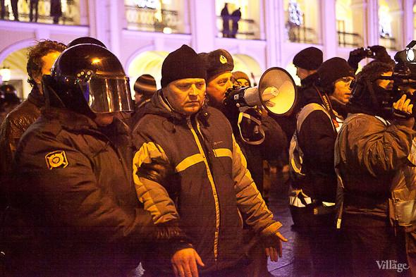6 декабря у Гостиного Двора прошел очередной митинг. Изображение № 3.
