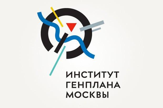 «Студия Лебедева» разработала логотип Института Генплана Москвы. Изображение № 1.