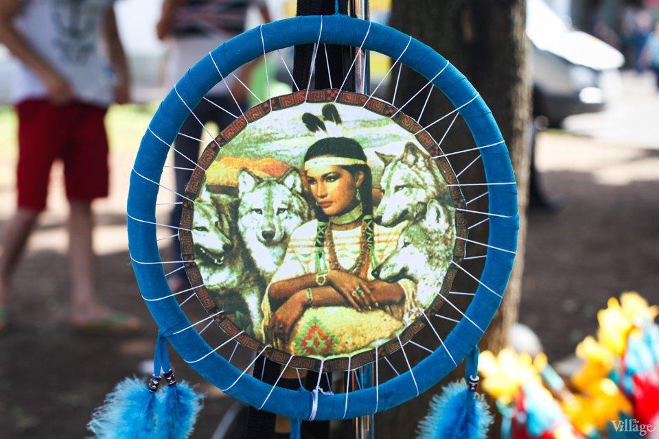 Гости столицы: Как вМоскве оказались индейские музыканты. Изображение № 26.