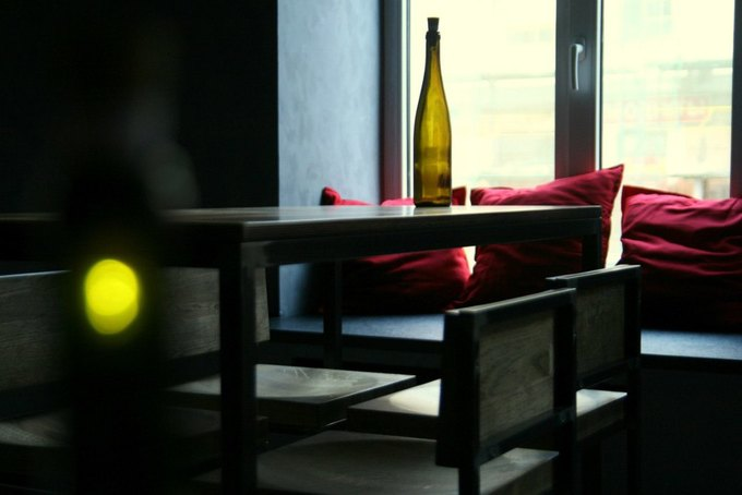 НаНекрасова открылся винный бар WineO'Clock . Изображение № 3.