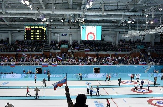 Куда люди смотрят: Что внутри Олимпийских стадионов. Изображение № 33.