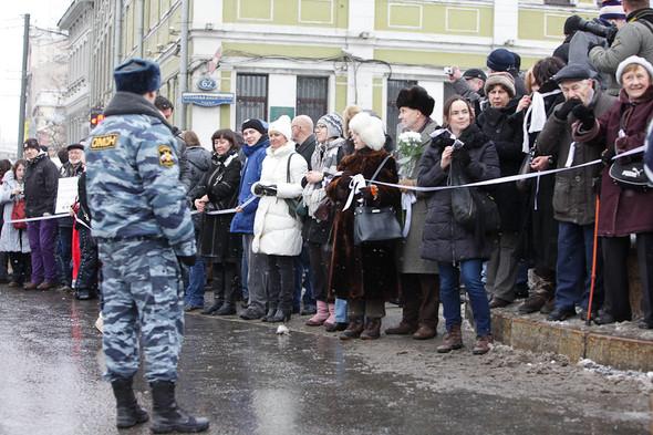 Близкое окружение: Участники акции «Белый круг» о проблемах Москвы. Изображение № 43.
