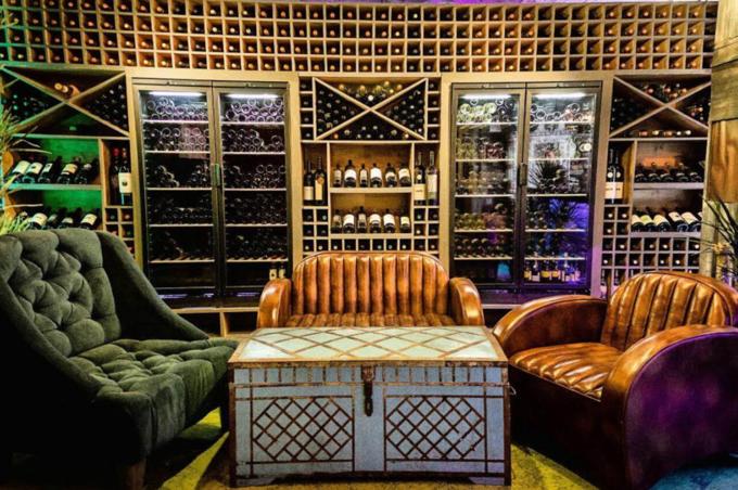 Фото предоставлены рестораном «Вино лавка». Изображение № 2.