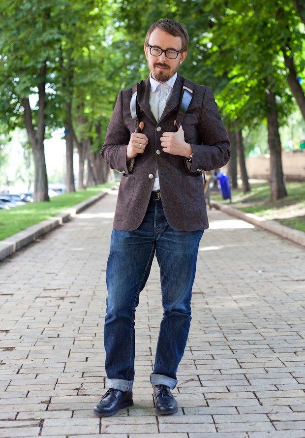 Внешний вид (Киев): Андрей Кравчук, основатель проекта дизайнерских часов Zavod. Изображение № 1.