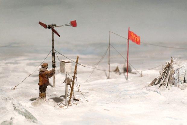 Судьба музея Арктики, новый проект «Четверти» и борьба с коррупцией. Изображение № 1.