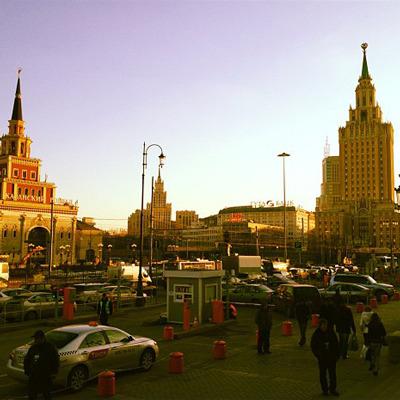 Дневник хостела: Как живут туристы в Москве. Изображение № 30.