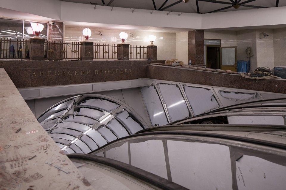 Как изменилась станция «Лиговский проспект» загод ремонта. Изображение № 3.