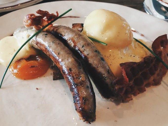В ресторане Pinch появились завтраки. Изображение № 7.
