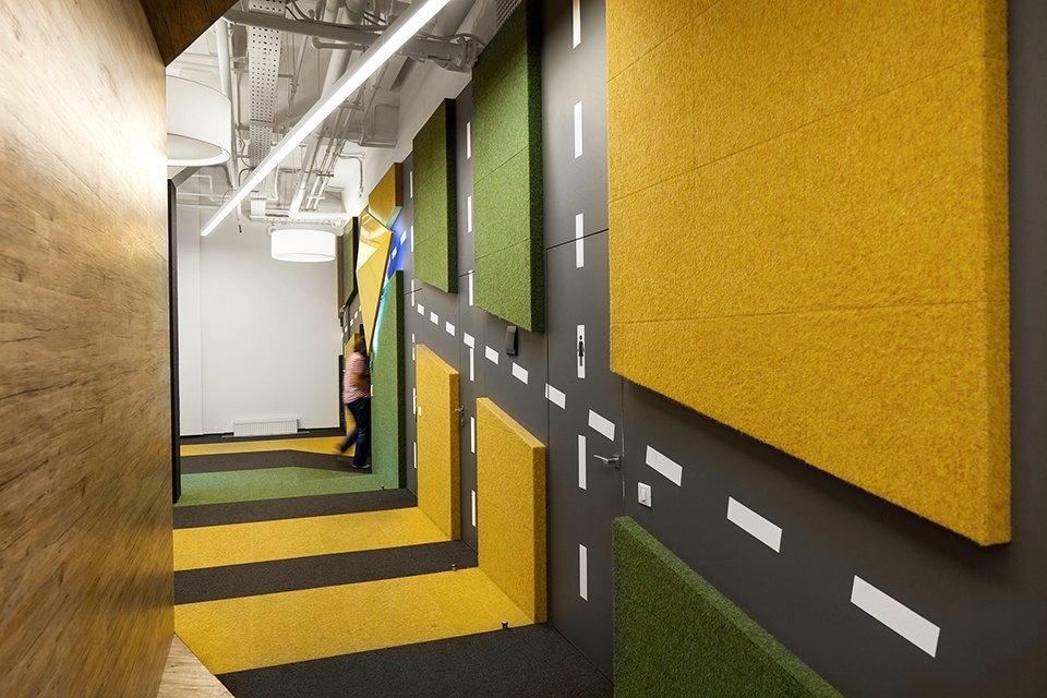 Новый этаж штаб-квартиры «Яндекса». Изображение № 18.