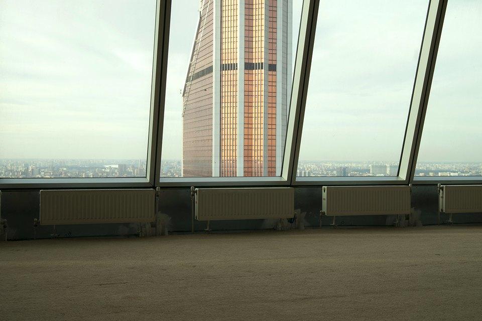 Смотровая площадка в«Москва-Сити». Изображение № 1.