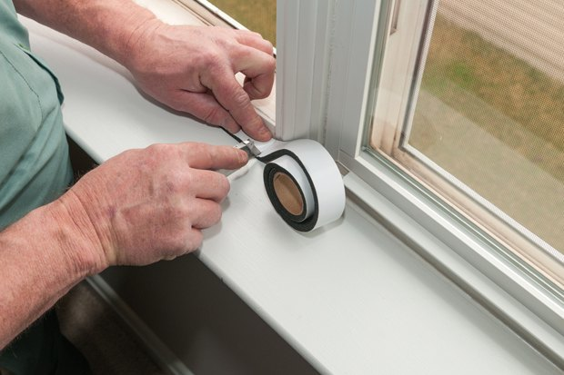 Как утеплить окна кзиме. Изображение № 1.