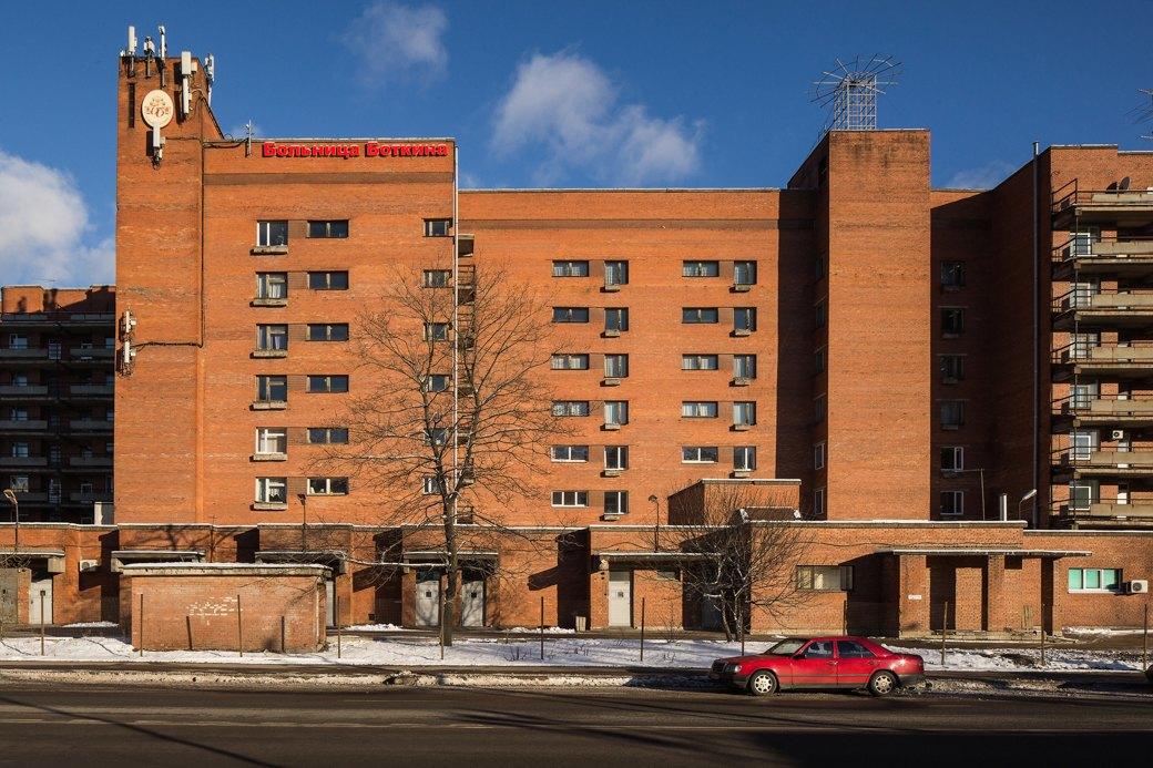 Как выглядит самая большая вРоссии инфекционная больница . Изображение № 22.