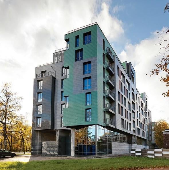 «Дом на Мосфильмовской» назвали Домом года 2012. Изображение № 7.