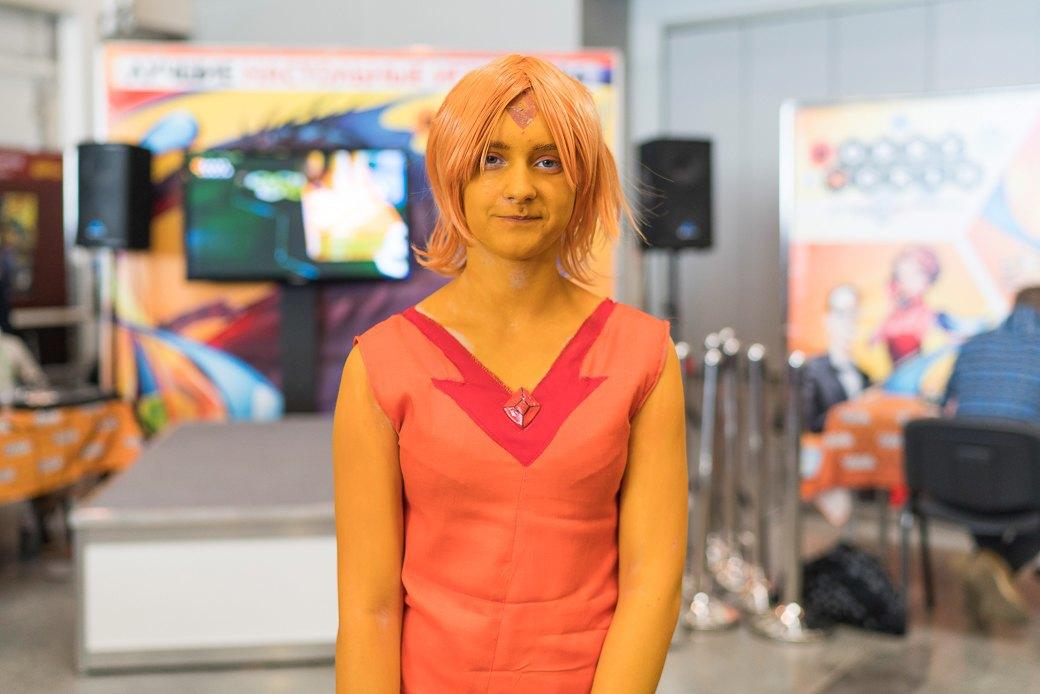 Фрики и гики: Как прошёл второй московский Comic Con. Изображение № 31.