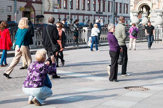 Эксперимент The Village: Самые популярные места для фотографий из Петербурга. Изображение № 61.