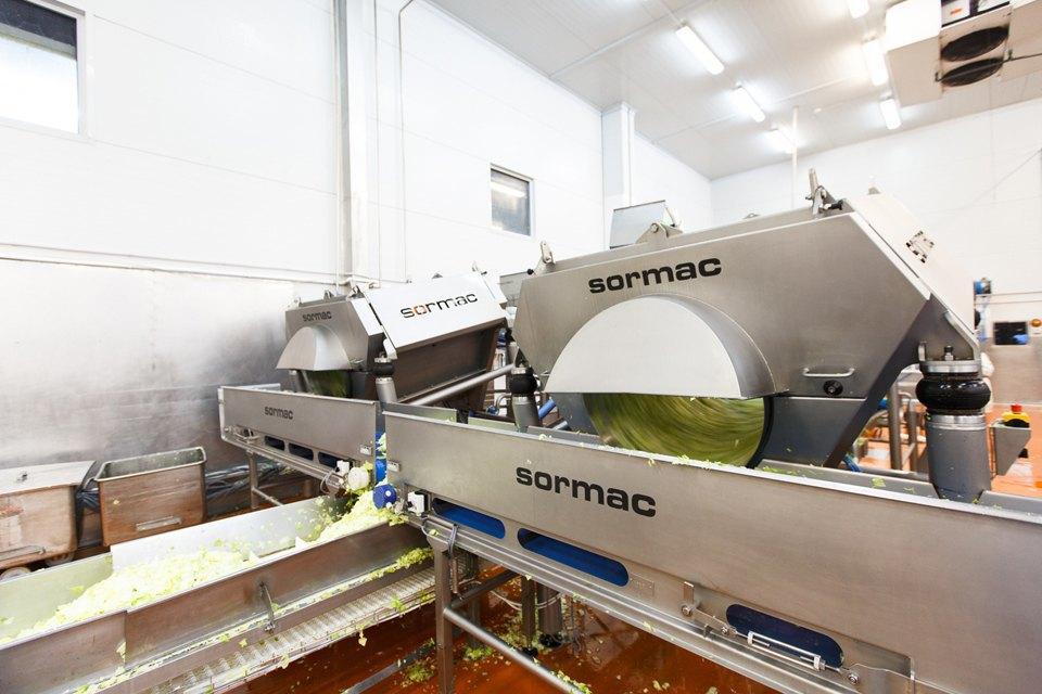 Производственный процесс: Как делают салаты для McDonald's. Изображение № 21.