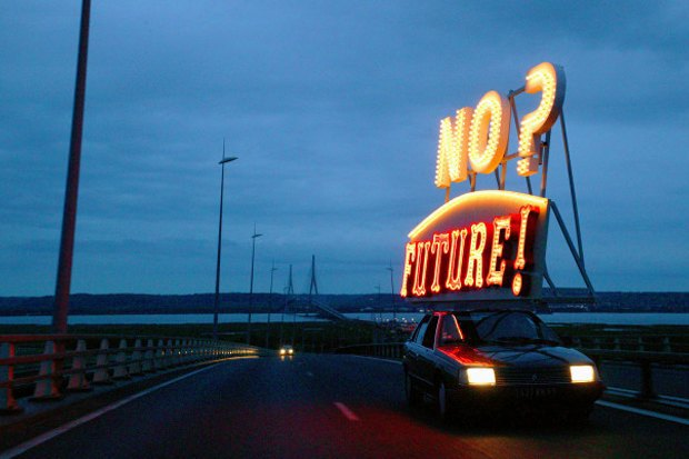 «No? Future!», Жорди Коломер. Изображение № 1.