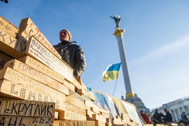 Работа со вспышкой: Фотографы — о съёмке на «Евромайдане». Изображение № 32.