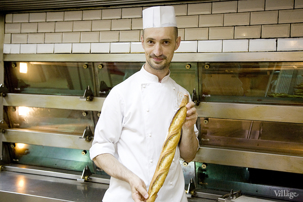 Фоторепортаж с кухни: Как пекут хлеб в «Волконском». Изображение № 27.